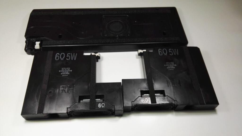 Набор динамиков для телевизора LG 42LB650V