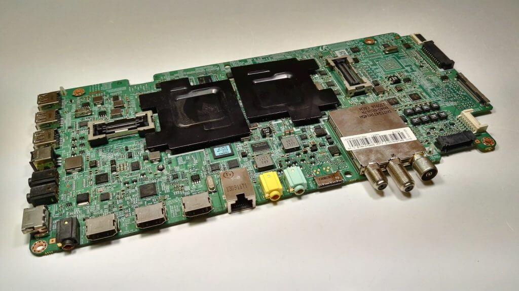 Main плата BN41-01959C идущая в составе телевизора UE55F8000ST