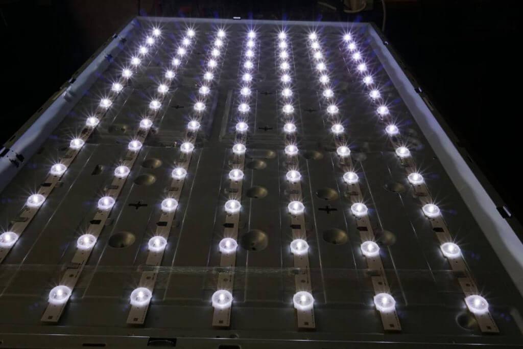 Подсветка Samsung UE39F5300