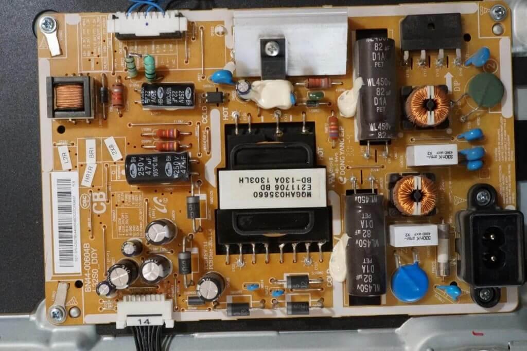 Блок питания BN44-00604B L32S0_DDY.