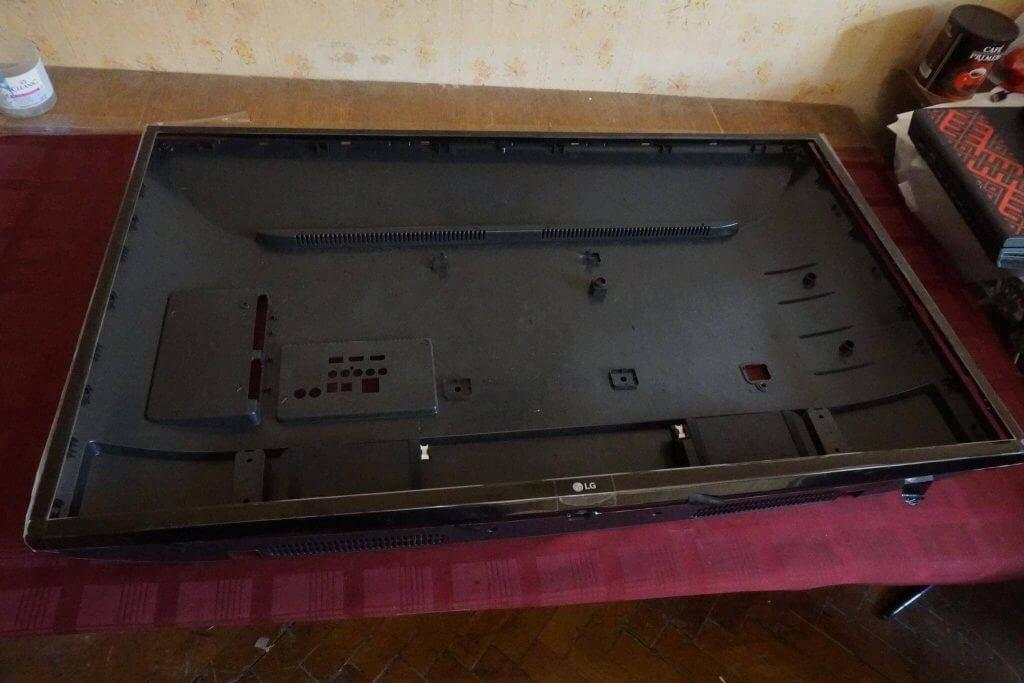 Ремонт подсветки телевизора LG 43UH603V (изображение стало сильно синить). Доработка блока питания EAX66883501 EAY64388801 (ограничение тока подсветки).