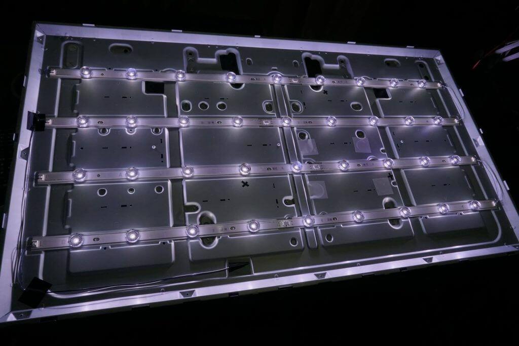 Ремонт подсветки телевизора LG 47LB631V