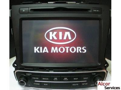 Ремонт автомагнитолы Kia Sorento MTXT900XM