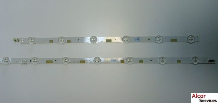 Линейки подсветки - V5DR_500SCA_R1 V5DR_500SCB_R1 к телевизору SAMSUNG