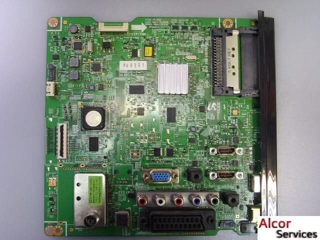 MAIN BOARD (SSB) - BN41-01632B к телевизору SAMSUNG