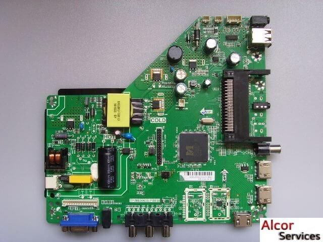 MAIN BOARD (SSB) - TP.MS3663S.PB818 к телевизору Fusion