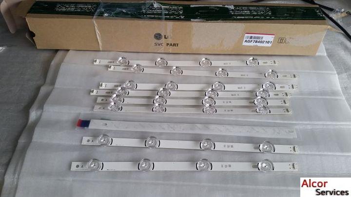 Линейки подсветки - LG Innotek DRT 3.0 42 к телевизору LG