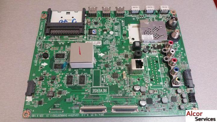 MAIN BOARD (SSB) - EAX66207202 к телевизору LG