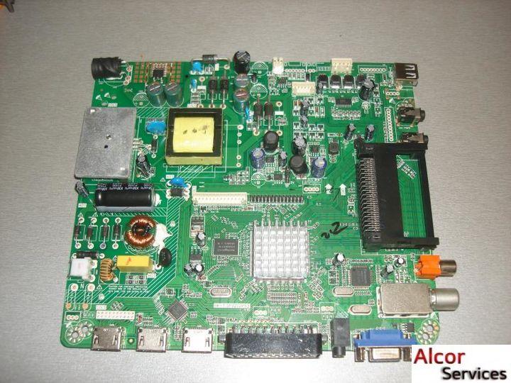 MAIN BOARD (SSB) - HK-T.SP9202P53 к телевизору Supra