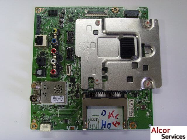 MAIN BOARD (SSB) - eax66943504 1.0 к телевизору LG