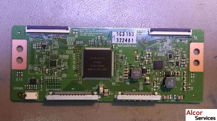 T-CON (Тайминг-Контроллер) - 6870C-0450A к телевизору PHILIPS