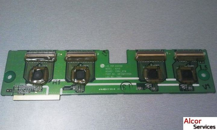 Y-scan ( Su-Board ) - 6870QFE010A к телевизору LG