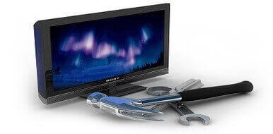 Сервисное обслуживание и ремонт телевизоров